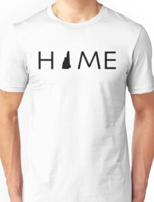 NEW HAMPSHIRE HOME Unisex T-Shirt