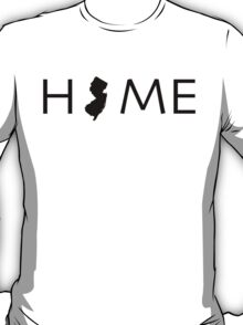 NEW JERSEY HOME T-Shirt