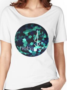 Nebulous Logo (Crystal Ball) Women's Relaxed Fit T-Shirt