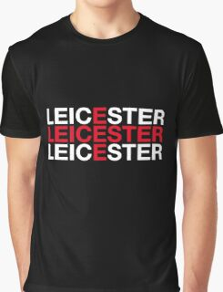 LEICESTER Graphic T-Shirt