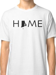 RHODE ISLAND HOME Classic T-Shirt