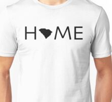 SOUTH CAROLINA HOME Unisex T-Shirt