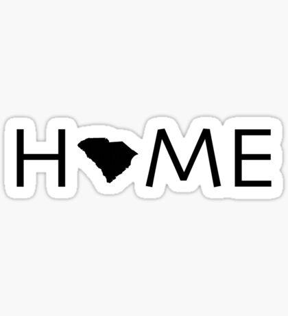 SOUTH CAROLINA HOME Sticker