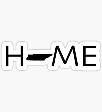 TENNESSEE HOME Sticker
