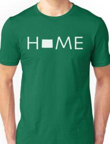 WYOMING HOME Unisex T-Shirt