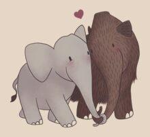 Elephant Infatuation by JessieSima