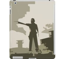 The Walking Dead Armed and Ready iPad Case/Skin
