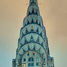 Chrysler Building by FLYINGSCOTSMAN