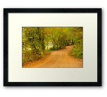 Arkansas Country Framed Print