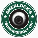 Sherlock's Coffee - Surprisingly OK! by Paulychilds