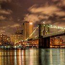 Brooklyn Bridge by FLYINGSCOTSMAN