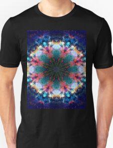 Trippy Rainbow Space Kaleidoscope T-Shirt