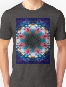 Trippy Rainbow Space Kaleidoscope Unisex T-Shirt