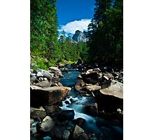 Yosemite's beauty Photographic Print