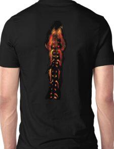 Alien Spine Unisex T-Shirt