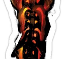 Alien Spine Sticker