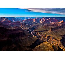 Wild Grand Canyon Photographic Print