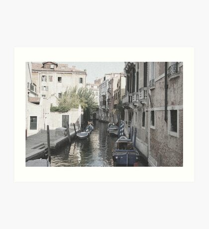 Older Venice Art Print