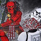 Big Red Vs Trooper by Giarctterrab
