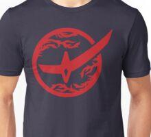 Citrus Samurai (Blood Orange) Unisex T-Shirt