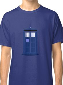 TARDIS: Time and Relative Dimension in Space Classic T-Shirt