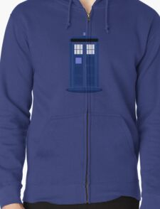 TARDIS: Time and Relative Dimension in Space T-Shirt