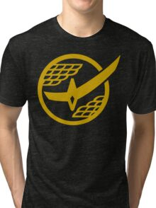 Citrus Samurai (Gold) Tri-blend T-Shirt