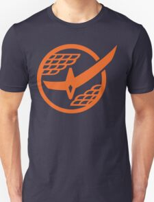 Citrus Samurai (Orange) Unisex T-Shirt