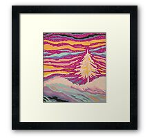 Night Divine Framed Print