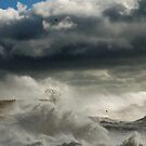 Turbulent Seas by mikebov