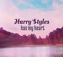 Harry Styles Has My Heart by CharmedOwl