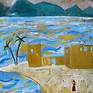 Tunisian Scene by John Douglas