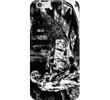 Raiden Black White Metal Gear Solid iPhone Case/Skin