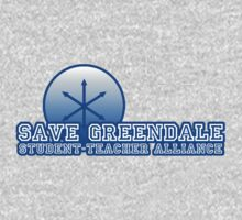 Save Greendale Student-Teacher Alliance! by albertot
