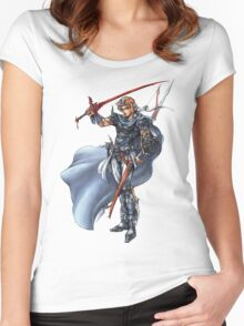 Dissidia-Firion Women's Fitted Scoop T-Shirt