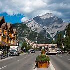 Township of Banff by Chris  Randall