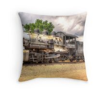 Union Pacific No. 4455 Throw Pillow