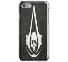 Assasins Creed Black Flag iPhone Case/Skin