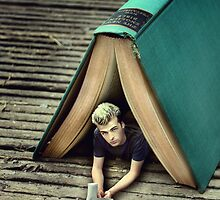Bookworm by Simon Woodward