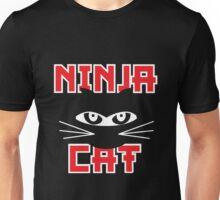 Ninja Cat - Power of The Ninja Unisex T-Shirt