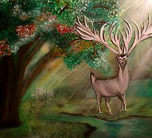 The Forest Hart (Heart) by Karen L Ramsey