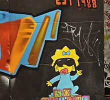 Grafitti Babe by Karen E Camilleri