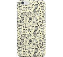 Cartoon Food iPhone Case/Skin