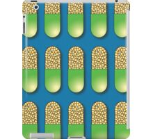 Capsule Pattern iPad Case/Skin