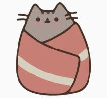 Bacon Pusheen by nickeybird