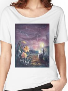Sacred Silence Women's Relaxed Fit T-Shirt