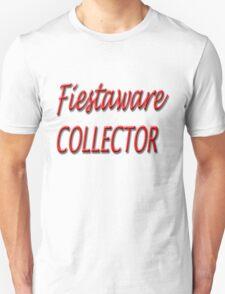 Fiestaware Collector  T-Shirt