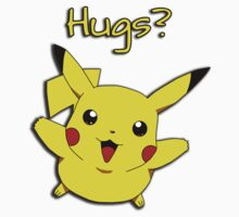Pikachu wants hugs by danspy1994