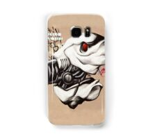Armed Fish Grafitti Samsung Phone Cover Samsung Galaxy Case/Skin