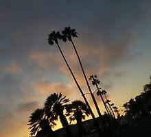 Somewhere Twilight in Redondo Beach by Matthew Nickle